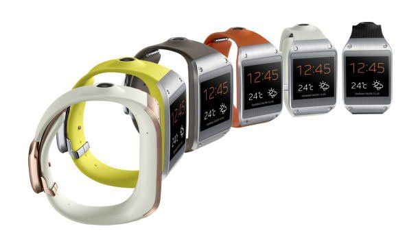 galaxy gear smartwatches