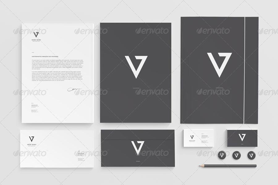 Branding Graphics Mockup