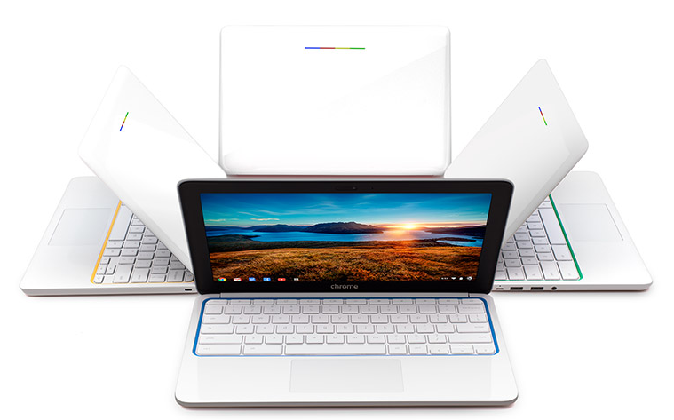 HP ChromeBook 11 with Google