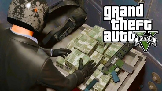 The fastest way to make money on gta 5 online