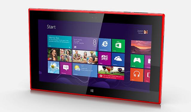 Nokia Lumia 2520 Tablet