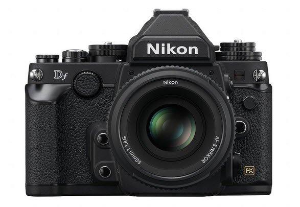 nikon df DSLR camera