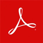 adobe reader windows application