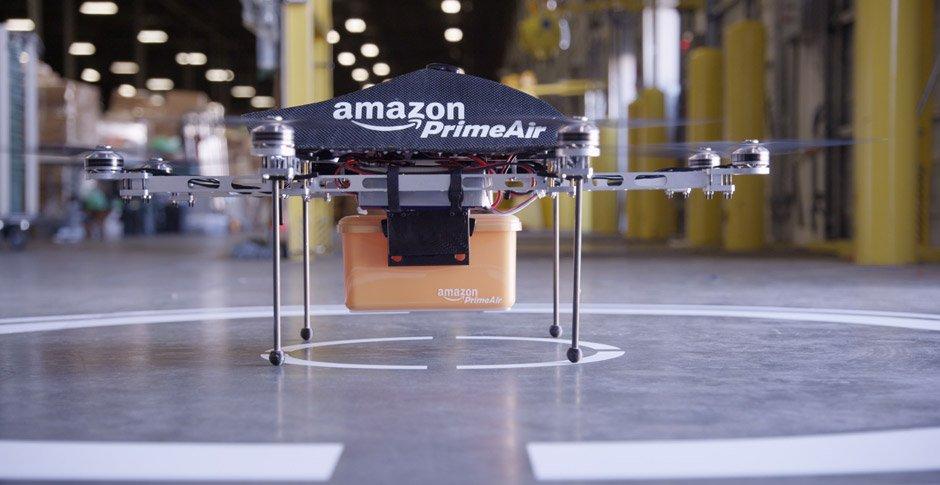 Amazon PrimeAir Device