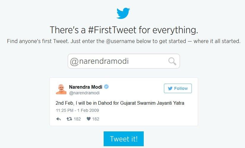 narendra modi tweet