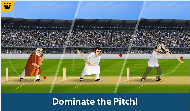 kursi cricket android game
