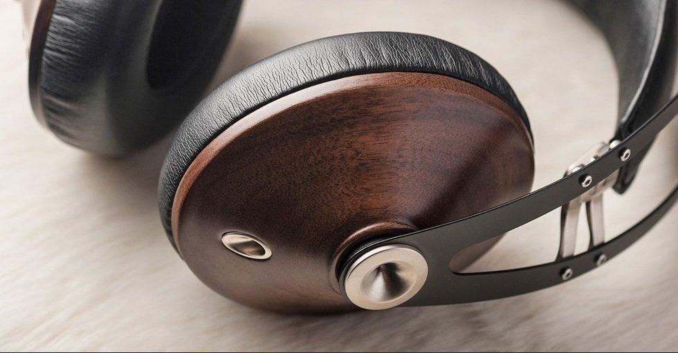 Wood headphone premium