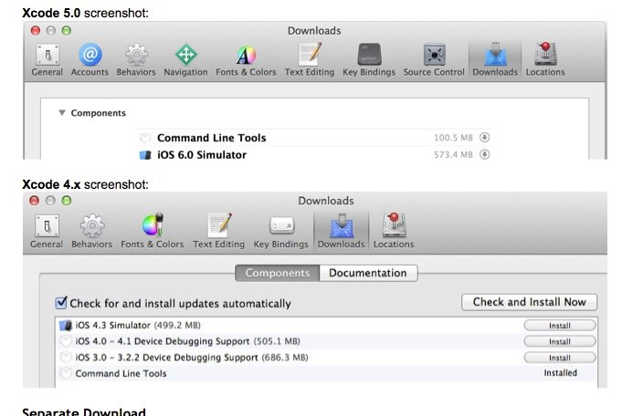 commandline mac