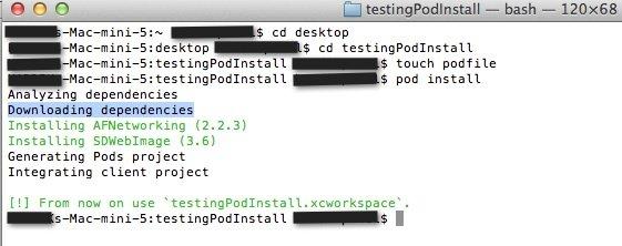 Pod Testing