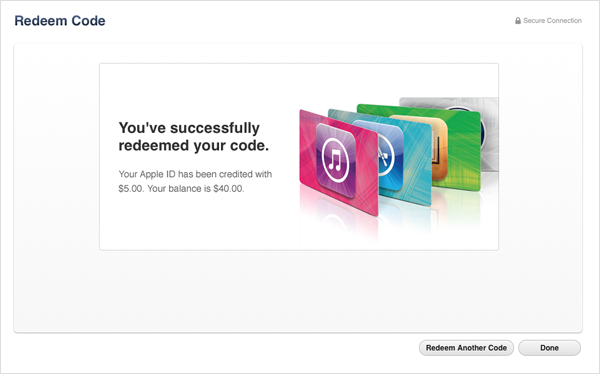 Learn How to Redeem iTunes Gift Card from iPhone, iPad and Mac