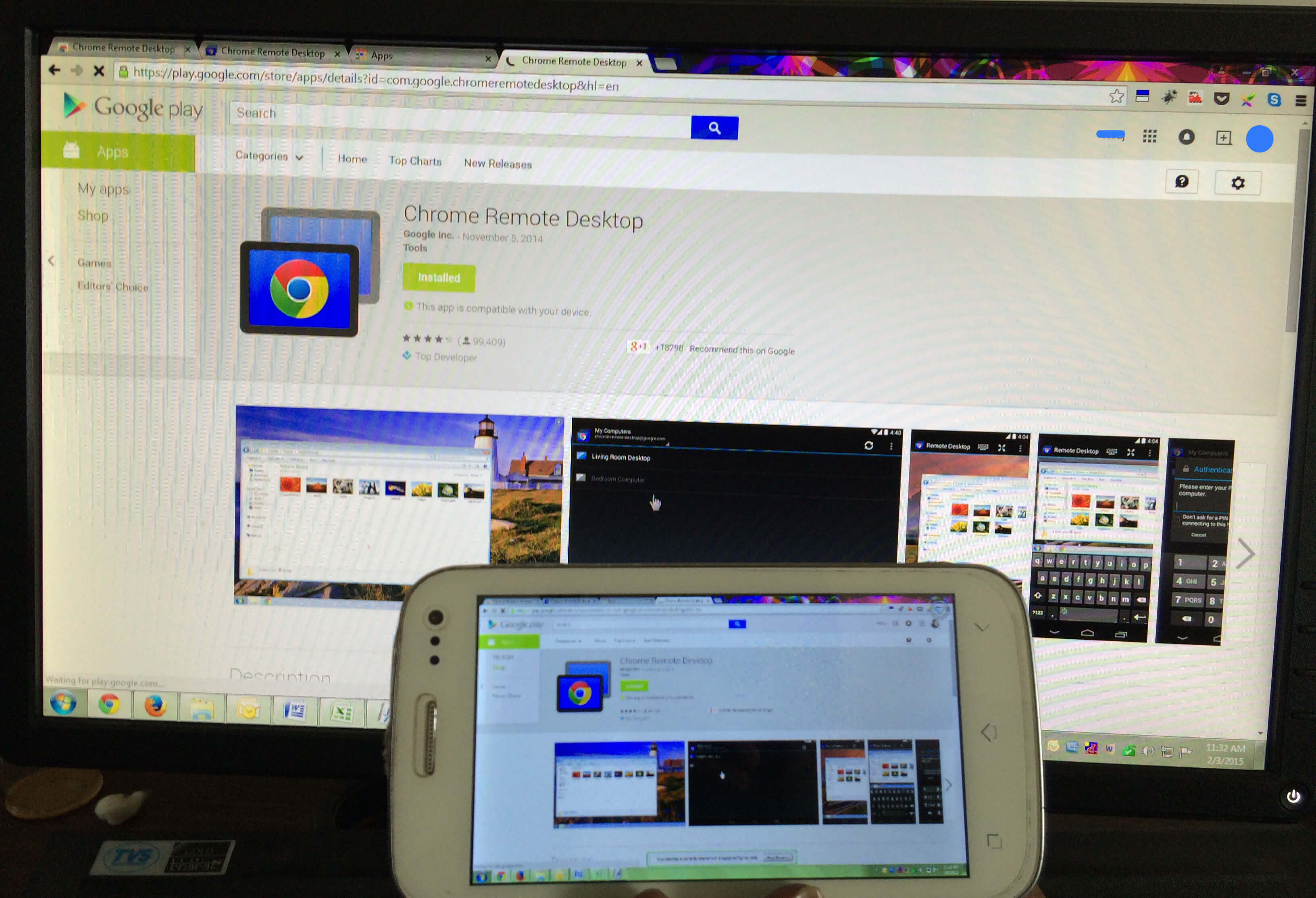 Iphone Android Desktop: Guide To Install Google Chrome Remote Desktop In Android
