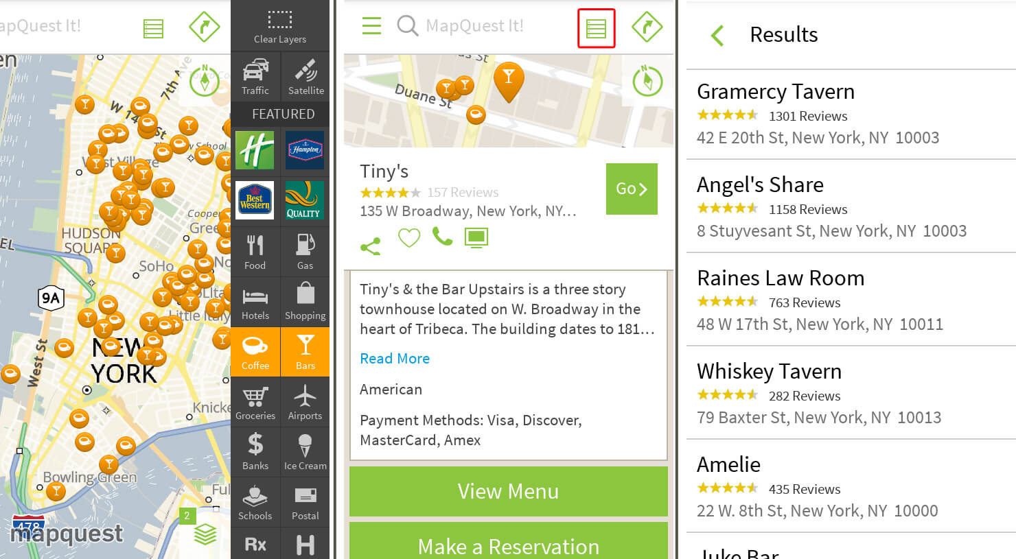 MapQuest Review - Driving Directions, Hotel Bookings & Travel Portal