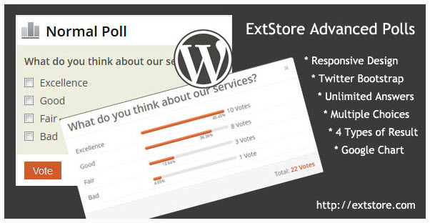 extstore advanced polls plugin