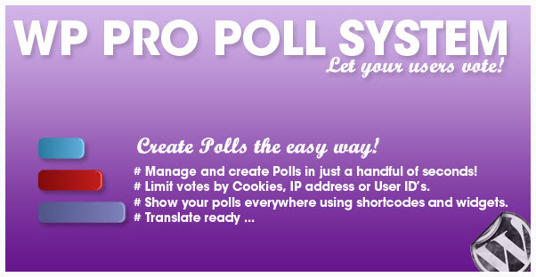 wp-pro-poll-system-plugin