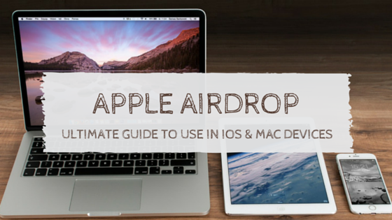apple airdrop