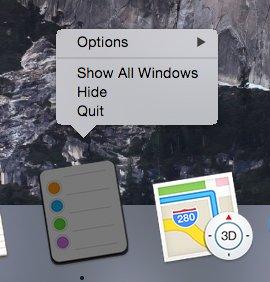quit mac app dock