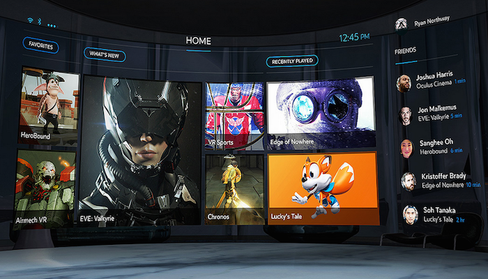 oculus-home-launcher