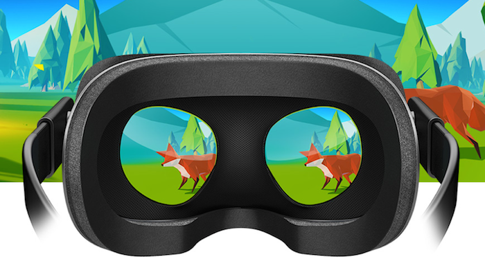 oculus rift screen