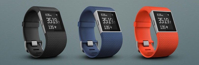 fitbit surge ultimate fitness super watch