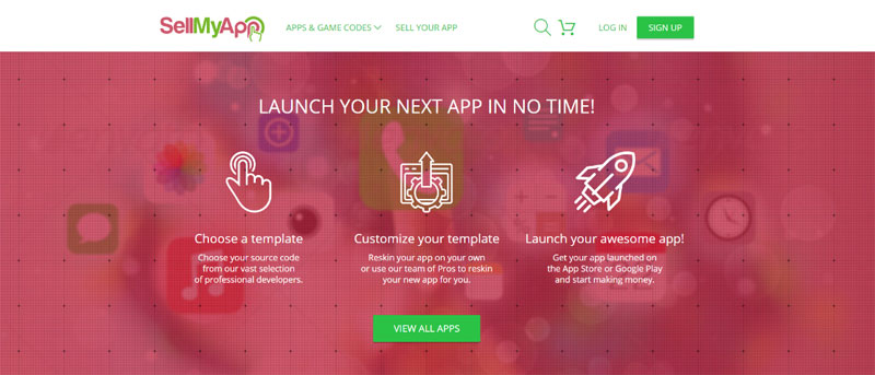 buy sell app template  Top 9 Mobile Apps Marketplace to Buy and Sell Source Code