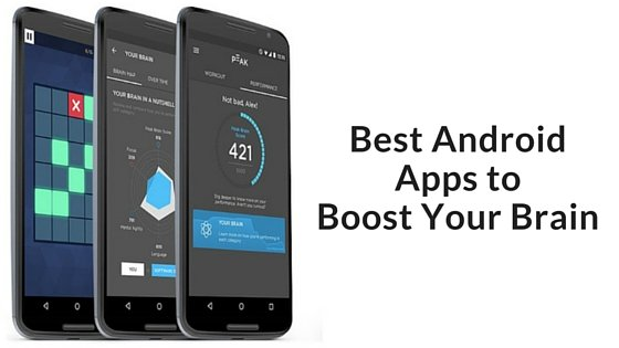 android apps to boost brain
