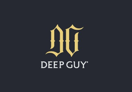 Deep Guy Ambigram Design