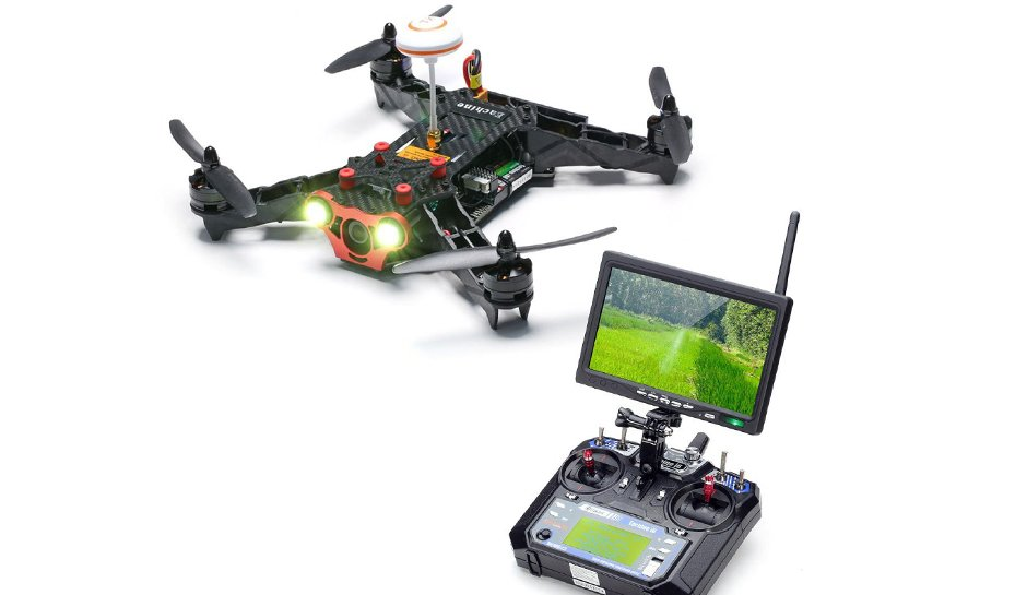 Eachine Racer 250 FPV Quadcopter Drone
