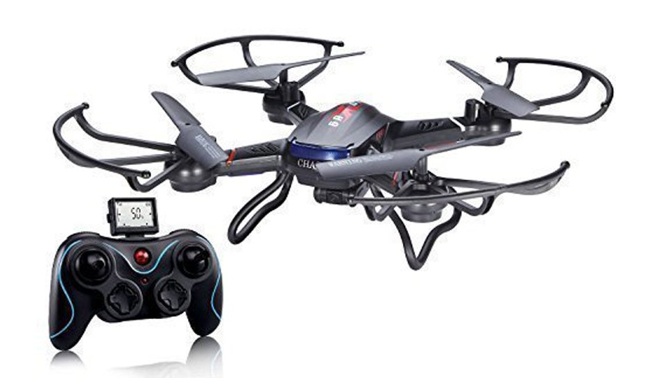 Holy Stone F181 RC Quadcopter Drone with HD Camera RTF 4 Channel 2