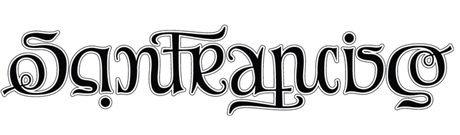 San Francisco Ambigram Design