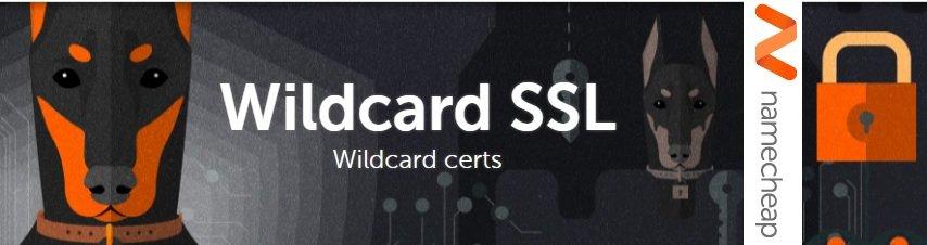 namecheap wildcard ssl