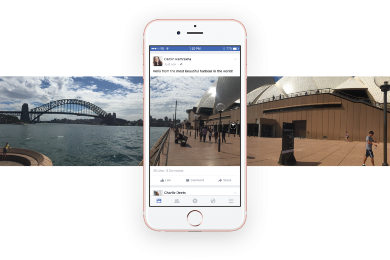 Everything You Need to Know About 360 Degree Photos on Facebook