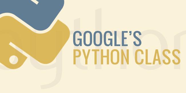Google_Python_Class