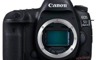 Canon 5F Mark 4 Front view