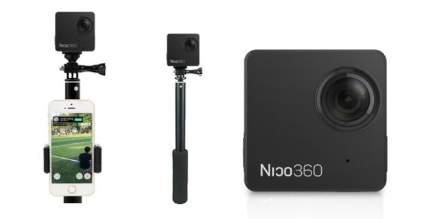 nico 360 camera