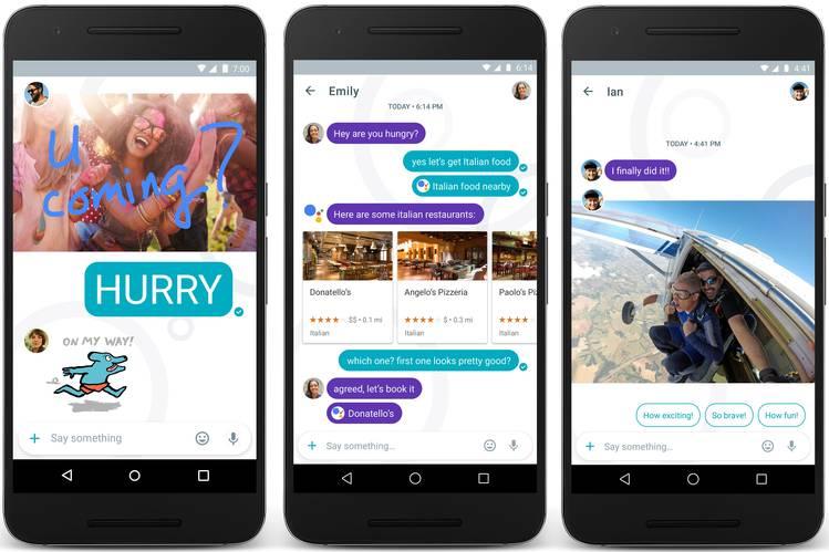 google allo messagingapp