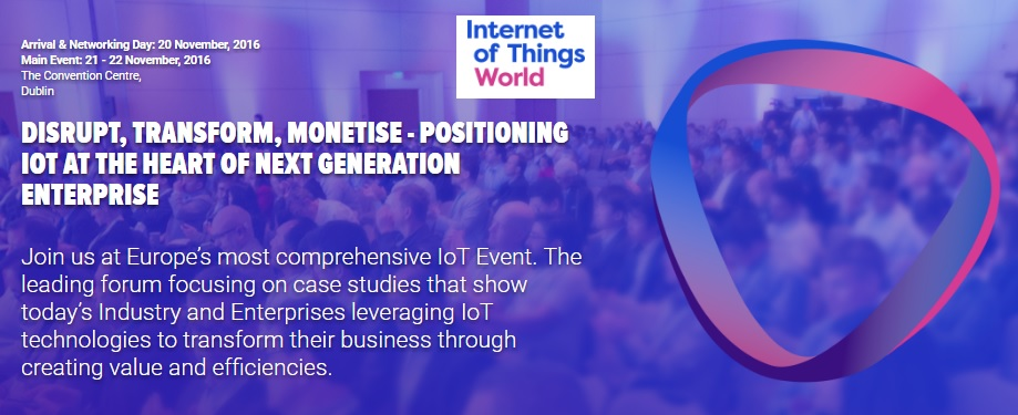 IoT world in Europe