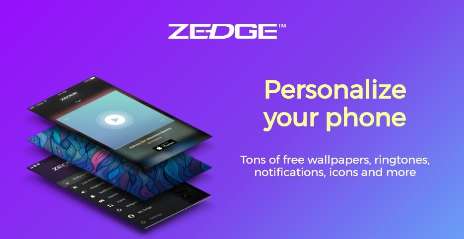 download free zedge ringtones wallpaper themes icon at fingertips