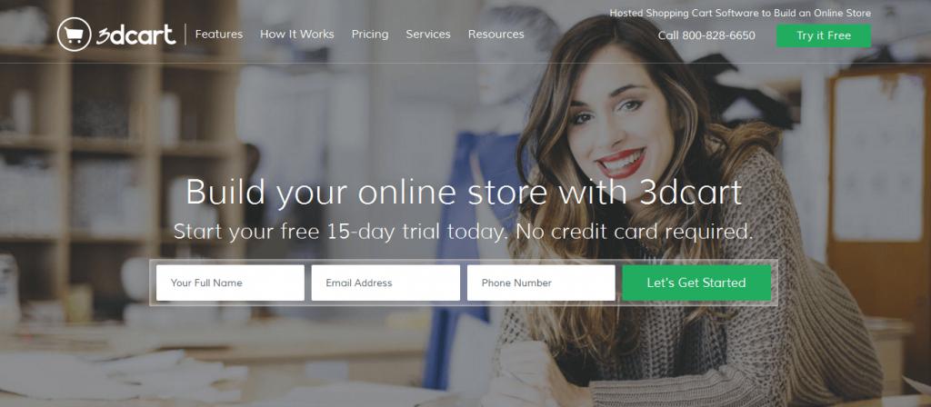 3dcart-ecommerce-platform