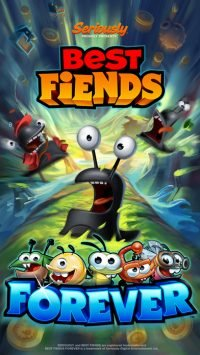 best fiends forever mobile game