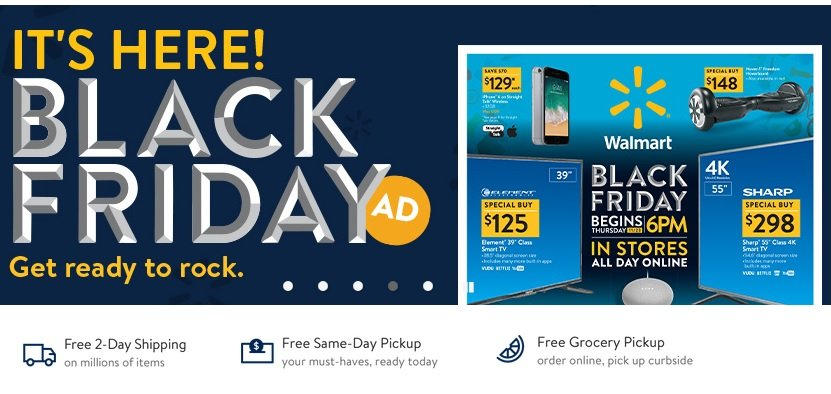 Black Friday Deals Walmart