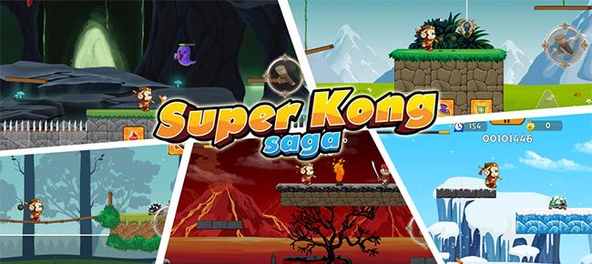 Super Kong Saga