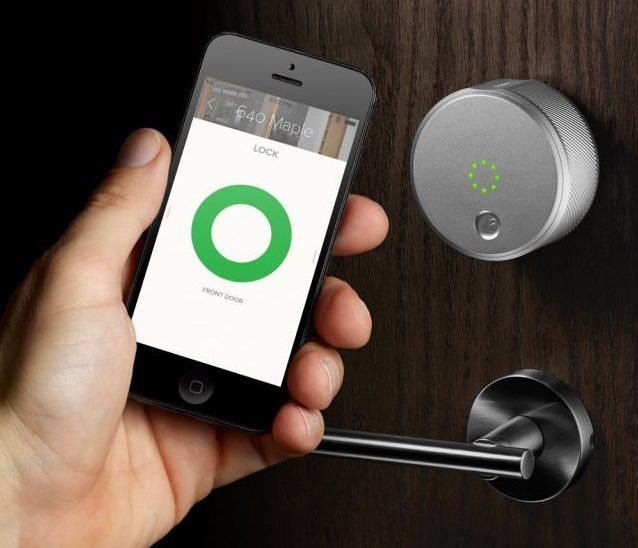 August Keyless Smart Lock