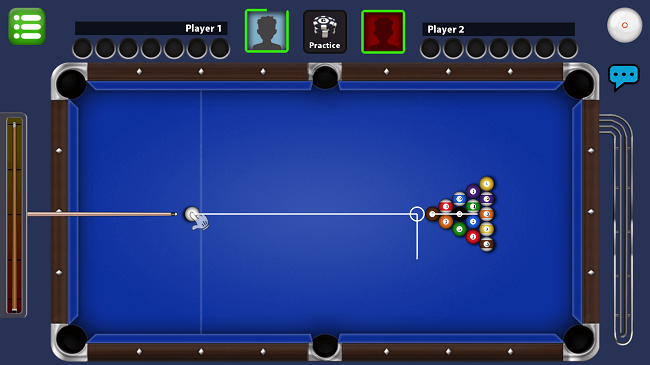 Billiards Multiplayer Pool Clone