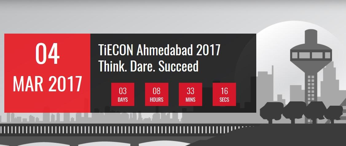 tiecon ahmedabad 2017