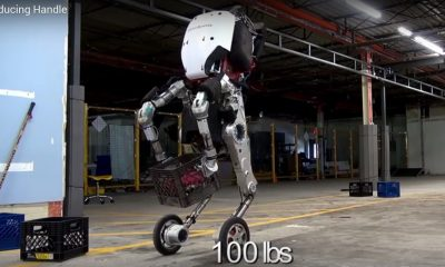 handle boston dynamics robot