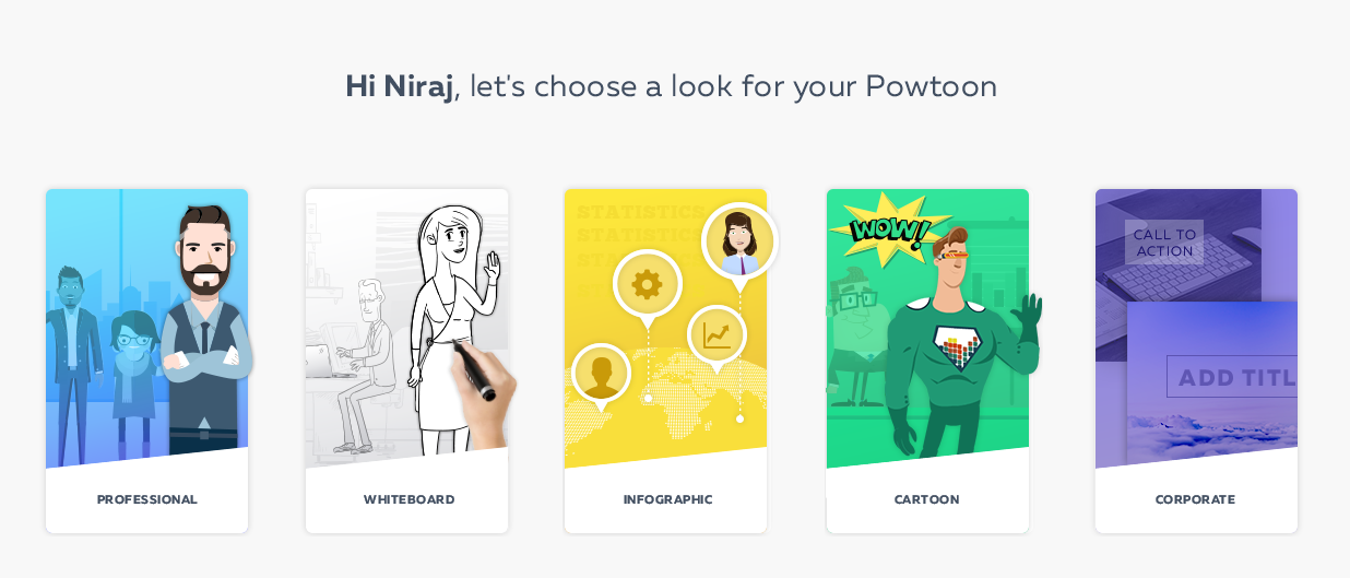 powtoon storyboard