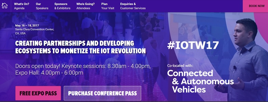 iot world 2017