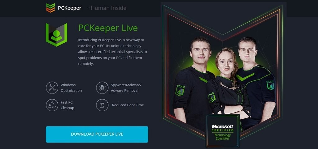 pckeeper review