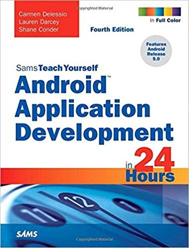 teach yourself android 24 hours
