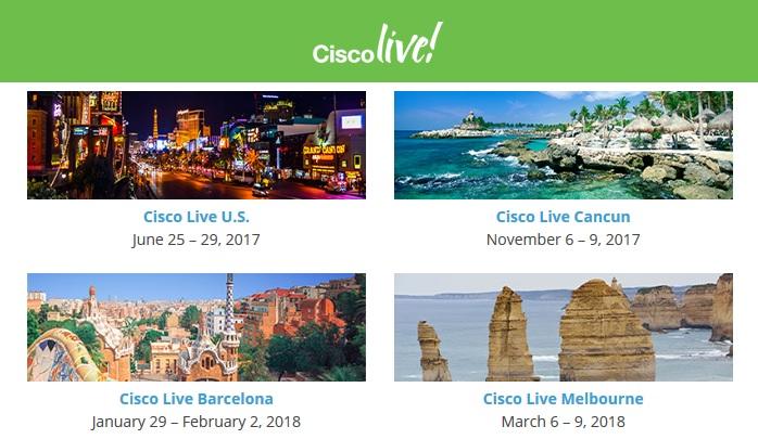 cisco live 2017